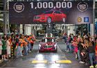 Miliontým vyrobeným Cadillacem je CTS 2014