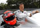 Před lety porazil jezdec století slavného Schumachera. A ani o tom nevěděl
