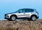 Mazda chce tři SUV, vrátí se i CX-7