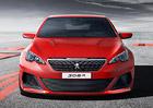 Peugeot 308 R: Sériová výroba není nereálná!