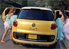 Fiat 500L v nových vtipných reklamách