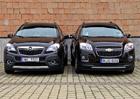 Rychlý test: Chevrolet Trax vs. Opel Mokka