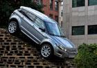 Video: Range Rover Evoque se m�stsk� d�ungle neboj�