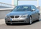 BMW 5 má problémy se zadními LED svítilnami