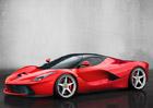 Ferrari chystá otevřené hybridní LaFerrari Spyder