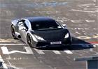 Video: Lamborghini Cabrera se prohání po Severní smyčce