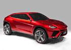 Lamborghini Urus přijde do čtyř let, na sériové verzi se pracuje