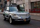 Silk Trail 2013: Hybridní Range Rovery jsou za polovinou (+ video)