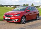Peugeot 308: První jízdní dojmy