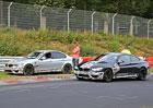 P��t� BMW M3 a necht�n� crashtest na N�rburgringu