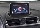 Mazda 3 poprvé se systémem MZD Connect