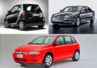 Nejztrátovější automobilové projekty: Smart Fortwo, Fiat Stilo a VW Phaeton