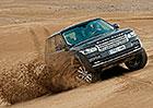 Land Rover nestačí vyrábět nové modely Range Rover a Range Rover Sport
