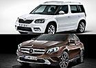Design SUV: Trendy, diskurz a důležité modely