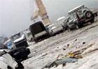 Video: Rozbouřené moře nemá s auty na palubě lodi slitování