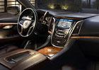 Cadillac uvolnil fotografie interiéru nového Escalade