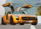 Mercedes-Benz SLS AMG dostane nástupce bez výklopných dveří