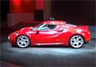 Alfa Romeo 4C: Ochutnávka nového italského plnokrevníka