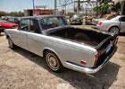 Rolls-Royce Silver Shadow a Corniche: Dva pick-upy na prodej za necelý milion