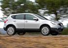 Nový Nissan Qashqai dostane čtyřválec 1.2 DIG-T