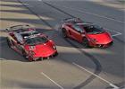 Ideální zaměstnání? Testovací jezdec Lamborghini! (video)