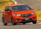 Honda vyvíjí sportovní Jazz Type R