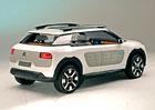 Citroën C4 Cactus: První zástupce nových levných modelů