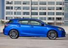 Modernizovaný Lexus CT200h příští rok, nová generace v roce 2016