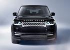Range Rover ještě letos odhalí ultraluxusní verzi a prodloužený model