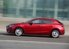 Mazda 3: Novinkou je pohon všech kol a hybrid, zatím jen v Japonsku