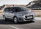 Peugeot 5008 facelift: Ceny na českém trhu