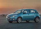 Chevrolet Agile: Jihoamerick� bratranec Corsy po modernizaci