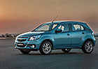 Chevrolet Agile: Jihoamerický bratranec Corsy po modernizaci