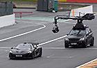 Video: McLaren P1 + vrtulník + Spa = natáčení nové série Top Gearu