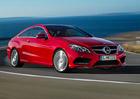 Pohon všech kol i pro Mercedes-Benz E Coupe