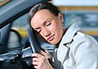 Za každou desátou nehodou stojí ospalost řidiče, říká studie