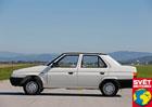 �koda Favorit Sedan: Test prototypu z roku 1986, vznikly jen dva exempl��e