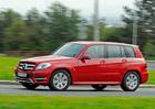 Mercedes GLK 200 a GLK 250: Benzinový dvoulitr bez 4Maticu stojí od 959.530 Kč