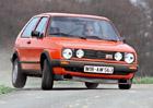 Volkswagen Golf: Druhé generaci je třicet let