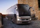 Zájezdové autobusy Volvo Buses: Komplet i podvozek