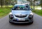 Opel Zafira Tourer 1.6 SIDI Turbo: 200 benzinových koní pro německé MPV