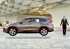 Video: Honda CR-V 1.6 i-DTEC ve sv�t� optick�ch klam�