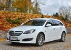 Nový Opel Insignia: Poprvé na českých cestách