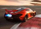 McLaren P1: Z 0-300 km/h za 16,5 sekundy