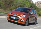 Hyundai i10: První jízdní dojmy