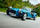 Caterham Seven 160: Spousta radosti za 450.000 korun