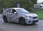 Spy video: Příští BMW X1 už hrabe předními koly