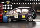Euro NCAP 2013: Suzuki SX4 � Poprv� s p�ti hv�zdami