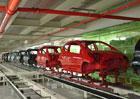 Výroba v kolínském TPCA má letos klesnout na 200.000 aut
