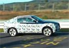 Spy video: BMW X4 se proti konceptu takřka nezmění